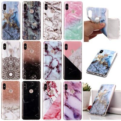 For Xiaomi ultra thin Marble phone case silicone light weight soft tpu cover