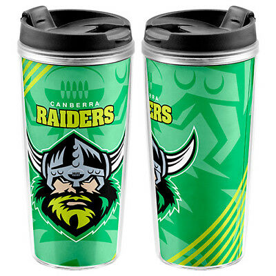 Canberra Raiders NRL Gift Team Logo Coffee Drink Work School Travel Cup Mug!