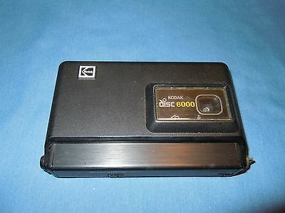 Kodak Disc 6000 Camera