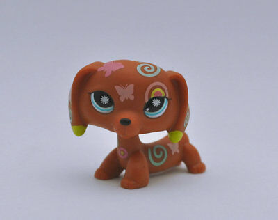 Dachshund Dog Littlest Pet child girl boy figure loose cute LPS29