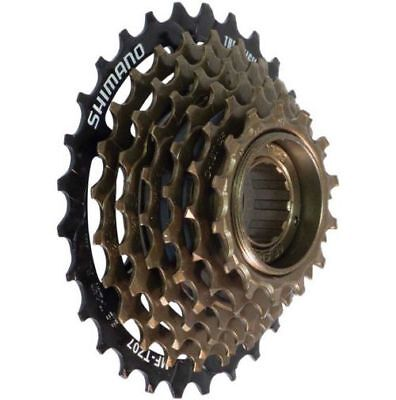 Shimano Tourney MF-TZ21 7-Speed Multiple Freewheel Cassette