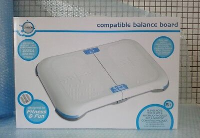 GameOn Nintendo wii compatible fitness & gaming Balance Board