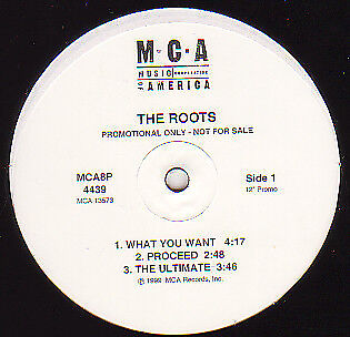 The Roots / Come Alive (Clean Album Sampler)