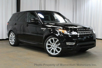 Land Rover Range Rover Sport 4WD 4dr V6 HSE 4WD 4dr V6 HSE MERIDIAN SOUND, FRONT CLIMATE AND VISIBILITY, DRIVER ASSISTANCE,