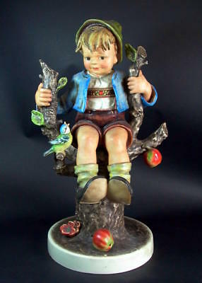 riesige Hummel Figur 1935  Apple Tree - Vorserie - 1 of 7
