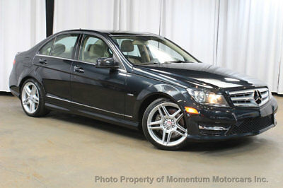 Mercedes-Benz C-Class 4dr Sedan C 350 Sport RWD 4dr Sedan C 350 Sport RWD C-Class PANORAMIC ROOF, MULTIMEDIA PACKAGE, NAVIGATION