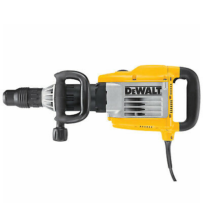 Dewalt® D25901K SDS Max In-Line Demolition Hammer with Shocks
