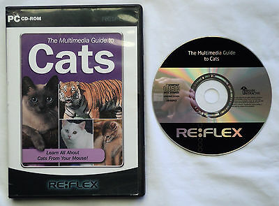 The Multimedia Guide to Cats PC CD-ROM