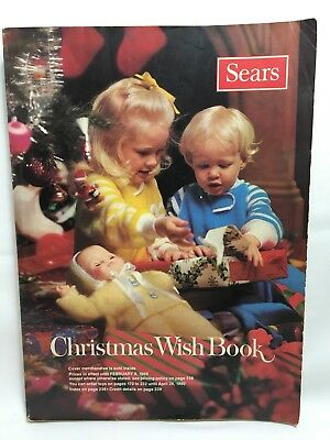 Sears Christmas Wish Book 1979 Ring Sizing Insert Canada