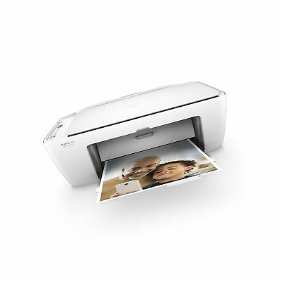 HP DeskJet 2655 All-in-One Compact Printer, Instant Ink ready - White (V1N04A)