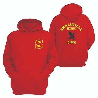 Smallville High Crows Hoodie