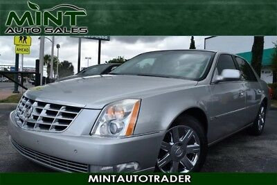 DTS Luxury 4dr Sdn Auto 2007 Cadillac DTS Luxury 4dr Sdn Auto 64225 Miles Silver 4dr Car 8 Cylinder Engi