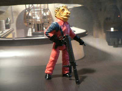 STAR WARS Zutton / Snaggletooth (Bounty Hunter) – POTJ COLLECTION