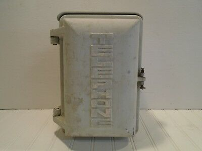 Outdoor Telephone & Box Vintage 1970s Allen Tel Products, Bell, Western Electric