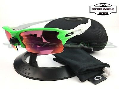 63afe842499 Oakley Flak 2.0 Xl 009188-43 Green Fade prizm Field Sunglasses (