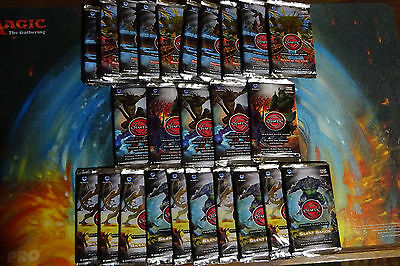 Chaotic Card - Job lot of 25 Booster Packs - Dawn of Perim, Silent and Zenith