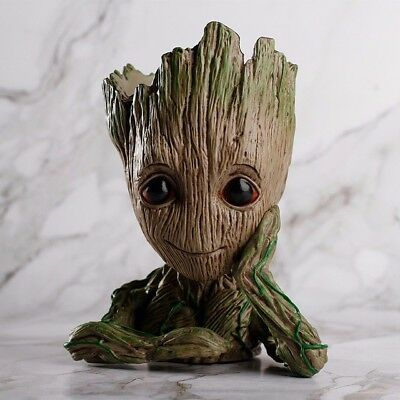Baby Groot Planter - Small |3D Printed|Fan Art|Marvel|Guardians of the Galaxy/