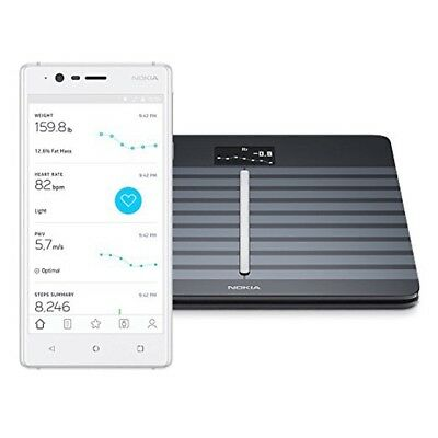 Withings Body Cardio Scale >> Nokia Withings Body Cardio Heart Health Body Composition Wi Fi