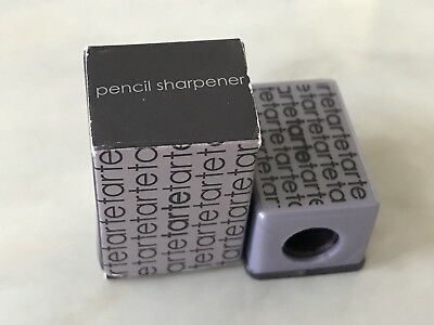 New in Box, Tarte Cosmetics Logo Single Pencil Sharpener,   Eye/Lip  Unisex