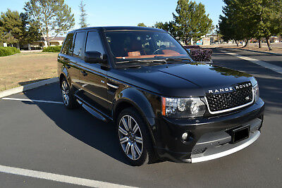 2013 Land Rover Range Rover Sport Limited 2013 Land Rover Range Rover Sport Supercharged Limited 1 of 500