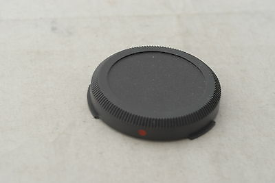 Rear Lens Cap for Nikon S, Contax Rangefinder 85, 135mm