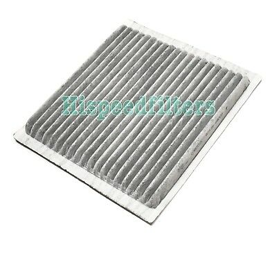 CARBONIZED CABIN AIR FILTER For Highlander 01-07 Lexus IS300 GS300 GS400 RX300