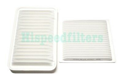 Combo Set Engine And Cabin Air Filter For Toyota Highlander 01-07