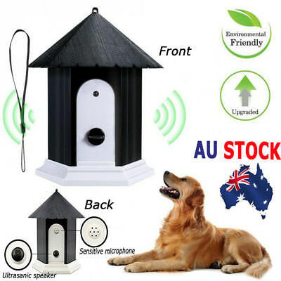 Puppy Dog Ultrasonic Outdoor Stop Bark Anti Barking Control System Device Safe