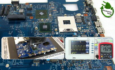 MEDION AKOYA E3216 Mainboard Laptop Reparatur Repair