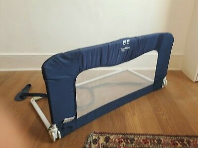 Safety Bed Rail - Baby Den (blue)