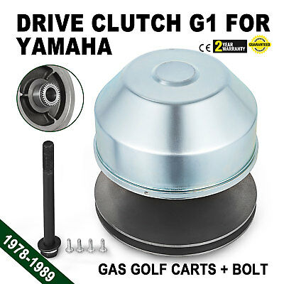 Yamaha Primary Drive Clutch G1 1978-1989 2 Cycle Stroke Parts G1A J10-46210