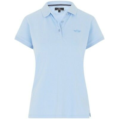 HV Polo Damen T-Shirt Stella light blue