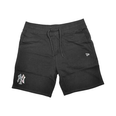 New Era Shorts New York Yankees American Logo schwarz