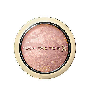 3x Max Factor Pastell Compact Blush 10 Nude Mauve Rouge Individuelle Farbintensi