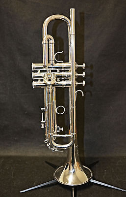 Burbank Benge Bb Trumpet Large Bore Resno Tempered Bell Custom E. Benge #2 MLP