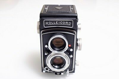 Rolleicord Vb TLR medium format camera