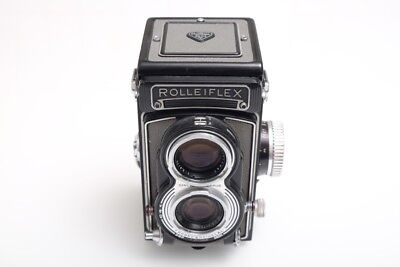 Rolleiflex T Gray TLR - Great Condition