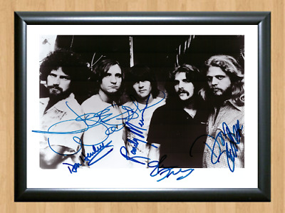 The Eagles Don Henley Rock Signed Autographed A4 Photo Print Poster Memorabilia