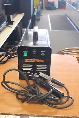 Chicago Electric 70 Amp Arc Welder 68888