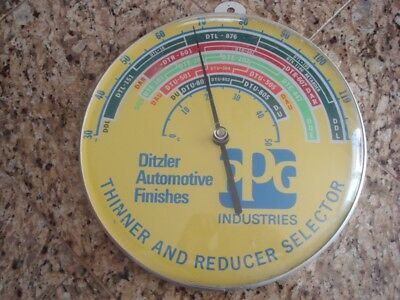 Ditzler PPG Thermometer.