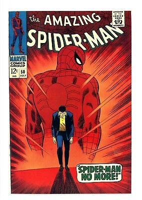 Amazing Spider-Man #50 Vol 1 Super High Grade 1st App of the Kingpin