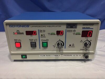 Dyonics Smith & Nephew Endoscopy Laparoscopic Insufflator 7205362 (c)
