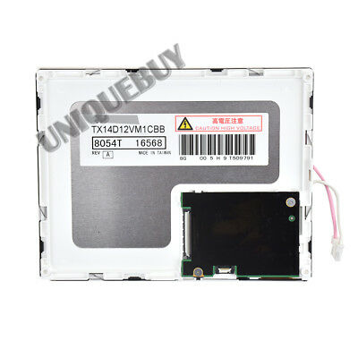 LCD screen display panel TX14D12VM1CBB For Hitachi 5.7inch 320×240