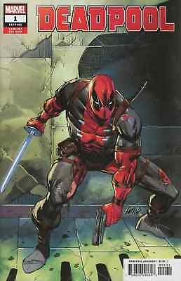 Deadpool 1 2018 Rob Liefeld 1:25 Incentive Variant Nm