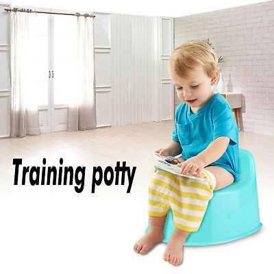 Baby Child Toddler Potty Training Seat Kids Toilet Urinal Pee Safe Trainer Chair