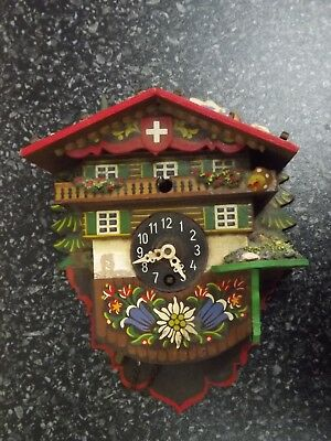 Vintage Small Cuckoo Clock - Not working (Hospiscare)
