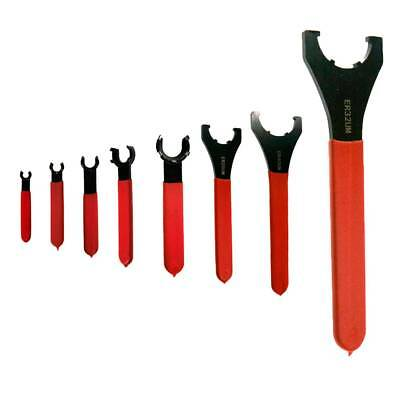 ER8M/ER11M/ER16M/ER20M/ER25UM/ER32UM/ER40UM Collet Chuck Clamping Wrench Spanner