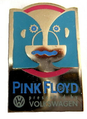 AUTO Pin / Pins - PINK FLOYD presented by VW / VOLKSWAGEN