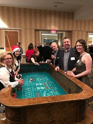 Casino Party Equipment Rental Tables - everything you need to start a business