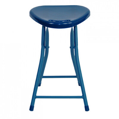 Atlantic 4-Pack Folding Stools - Moonlight Blue